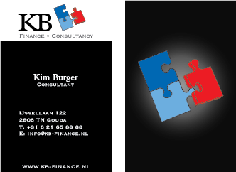 KB business card