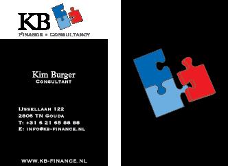 KB business card