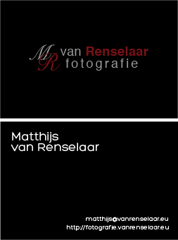 Business card MvR